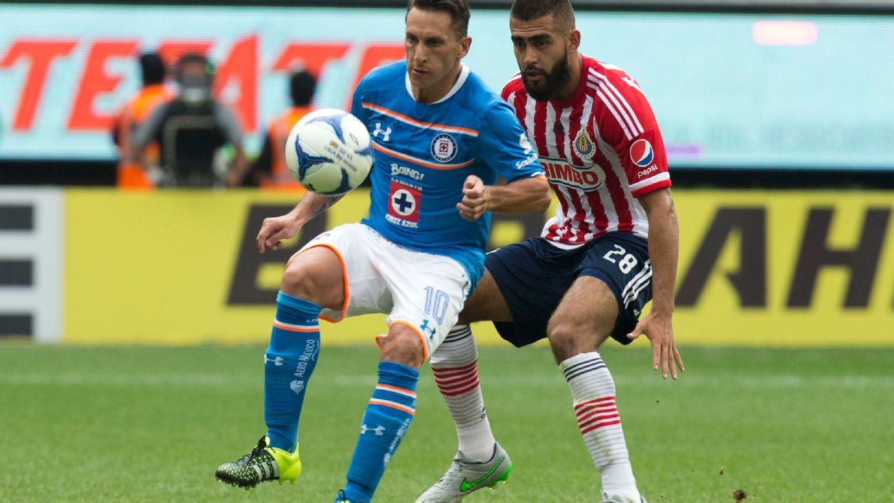 f35e9ff27 Ten things to know about Liga MX s Cruz Azul vs. Chivas rivalry