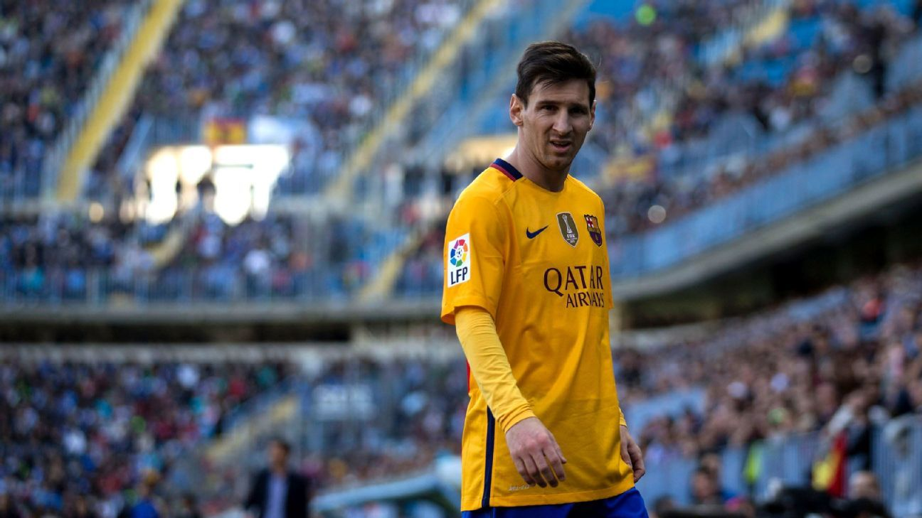 Lionel Messi criticism without foundation - Mascherano