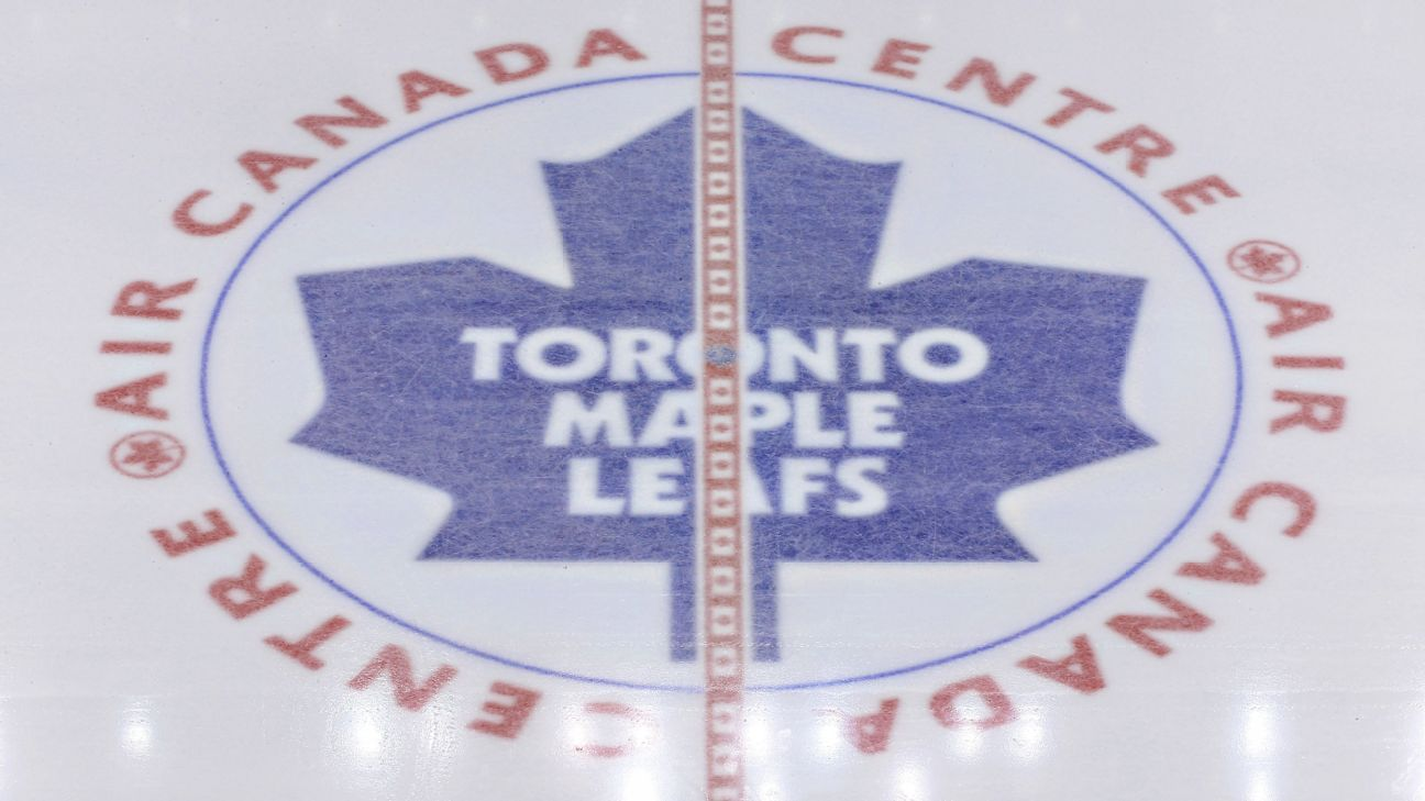 Toronto Maple Leafs top Sportico's list of most valuable NHL teams, at $2 billion