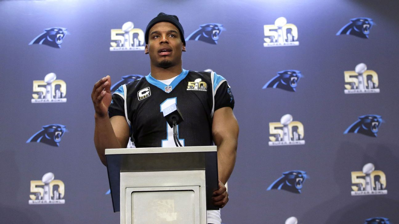 4f6bacc2e No one at Blinn College recognizes Polarizing Cam - he's just a Super  Bowl-bound QB
