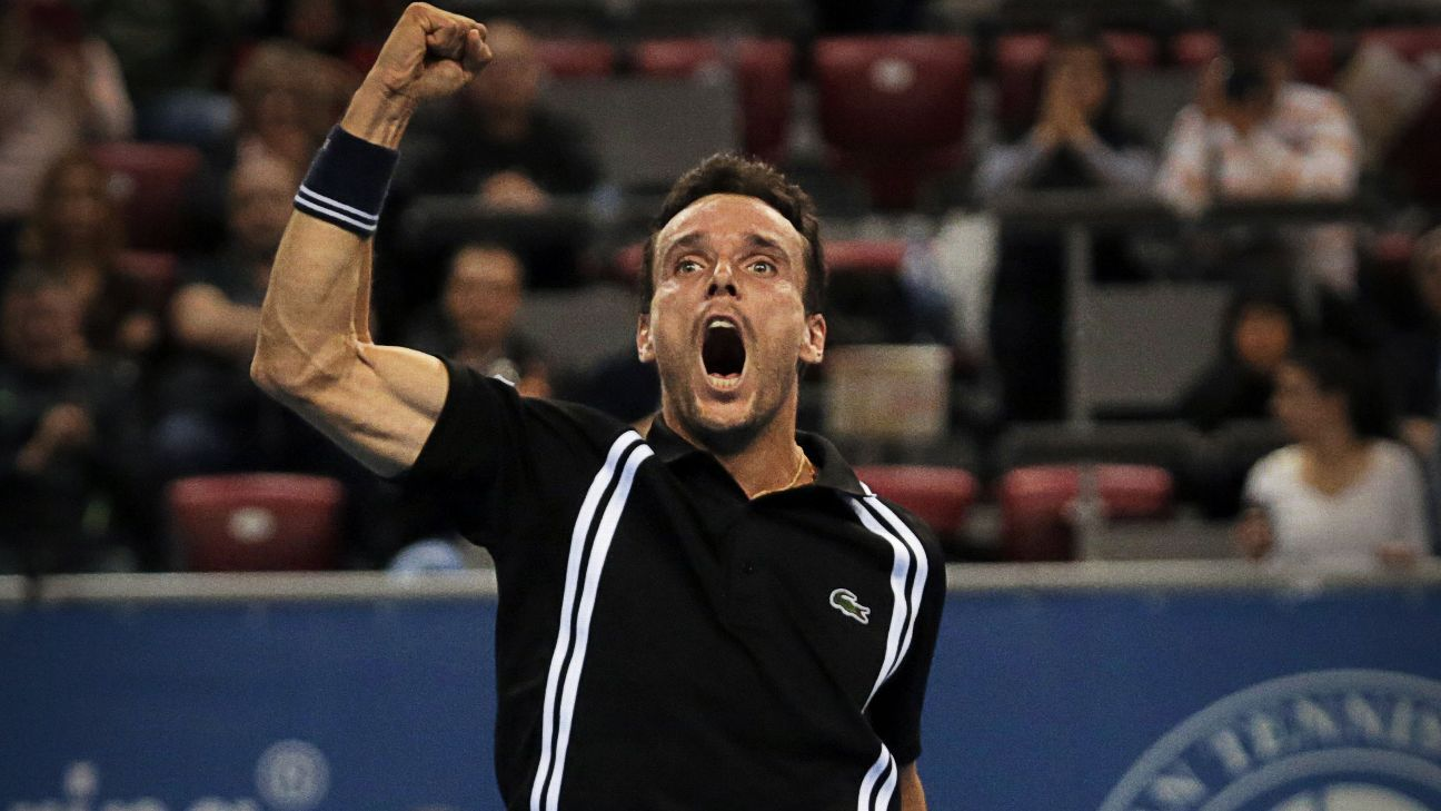 Bautista Agut tops Troicka to win Sofia Open
