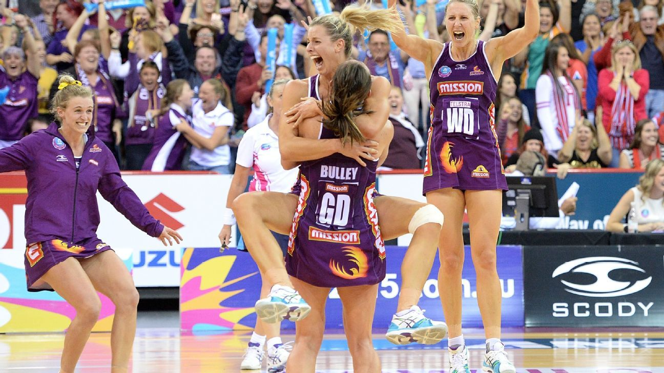 Laura Geitz Taking Time Out From Netball With First Pregnancy
