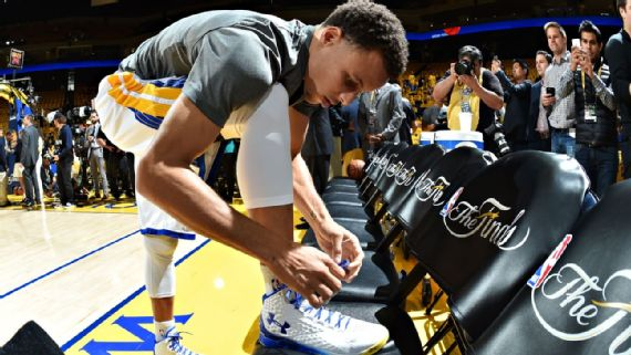 TrueHoop Presents: How Nike lost Stephen Curry to Under Armour