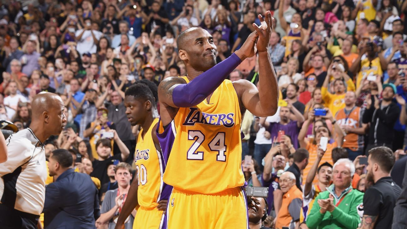 Kobe Bryant reflects on  love-hate  relationship with Phoenix Suns - Los  Angeles Lakers Blog- ESPN 1054a65e4