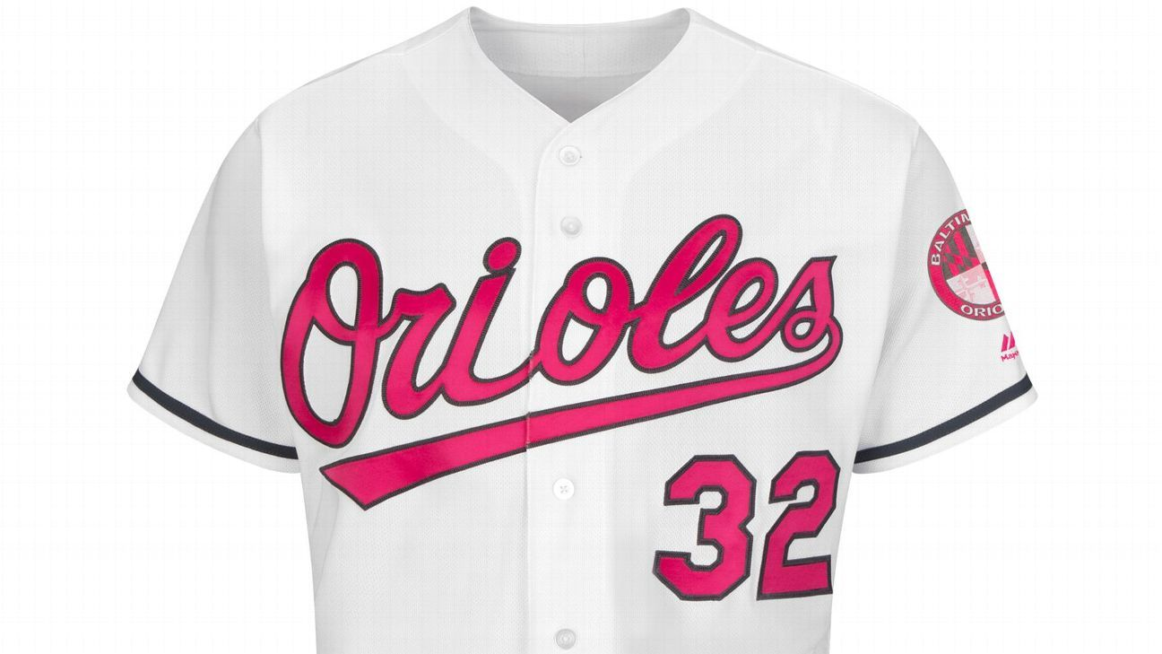 156b0845 Major League Baseball announces new holiday uniforms