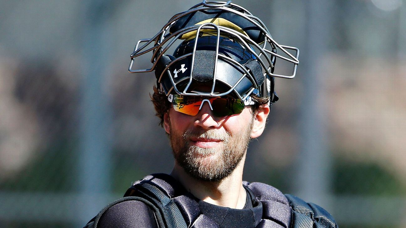 Angels catcher Smith placed on concussion IL
