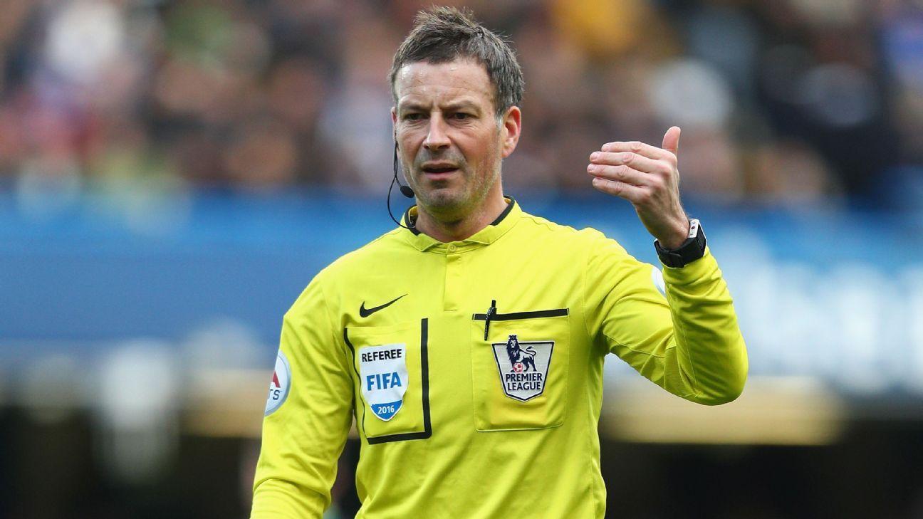 「clattenburg referee」の画像検索結果