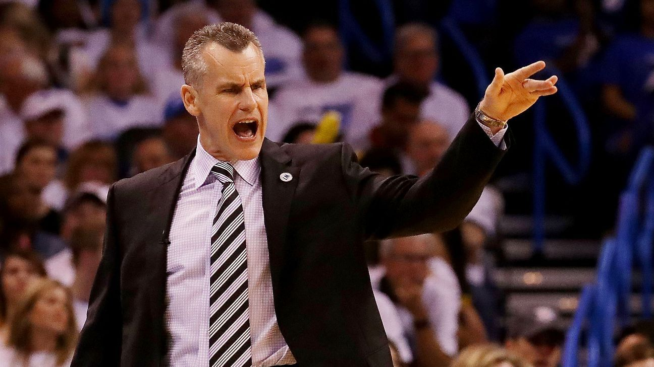 billy donovan - photo #33