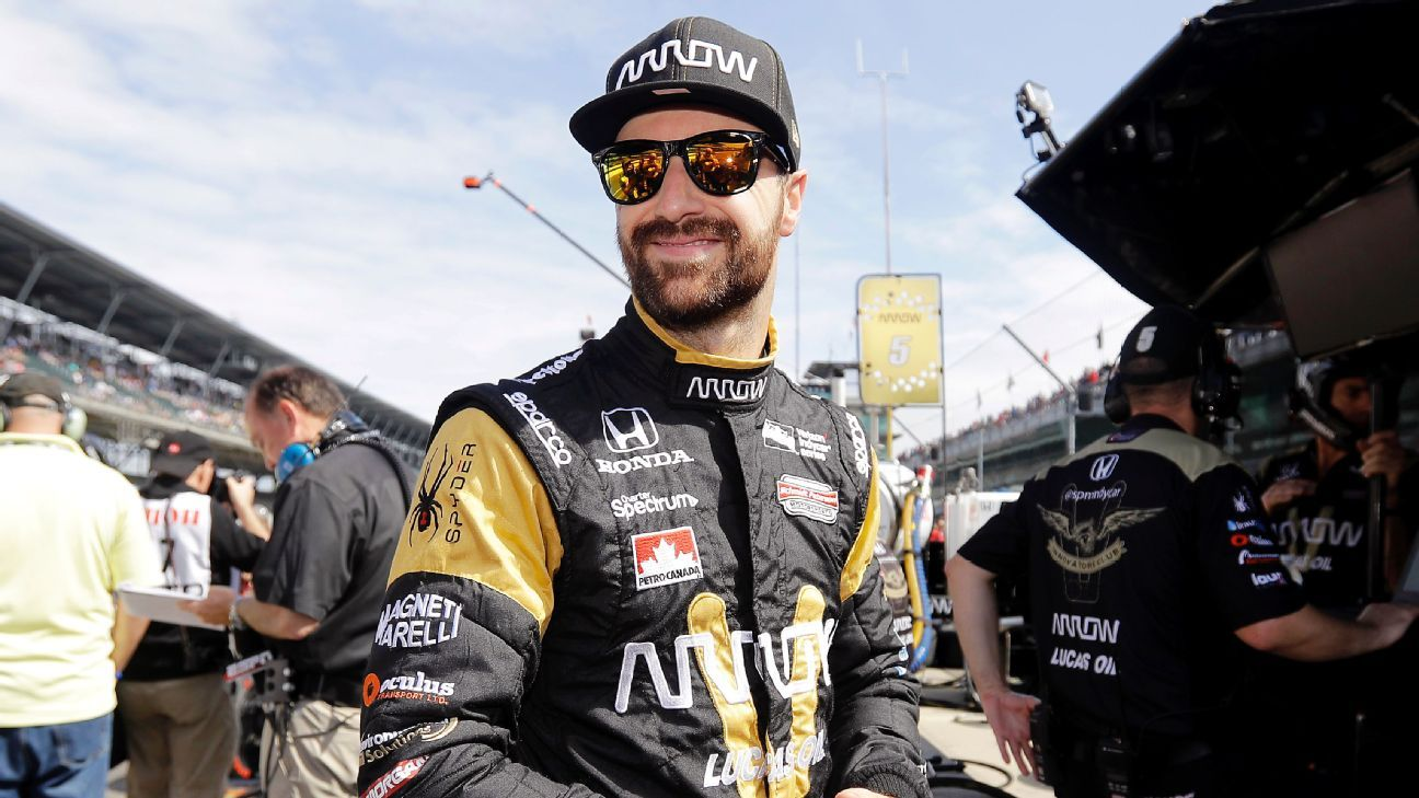 Arrow to Chevy upsets Hinchcliffe's Honda deal