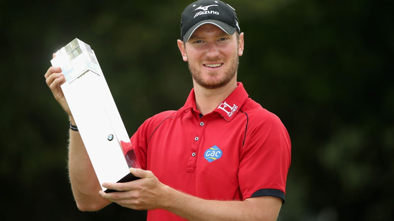 Chris Wood Wins Bmw Pga Championship At Wentworth To Boost