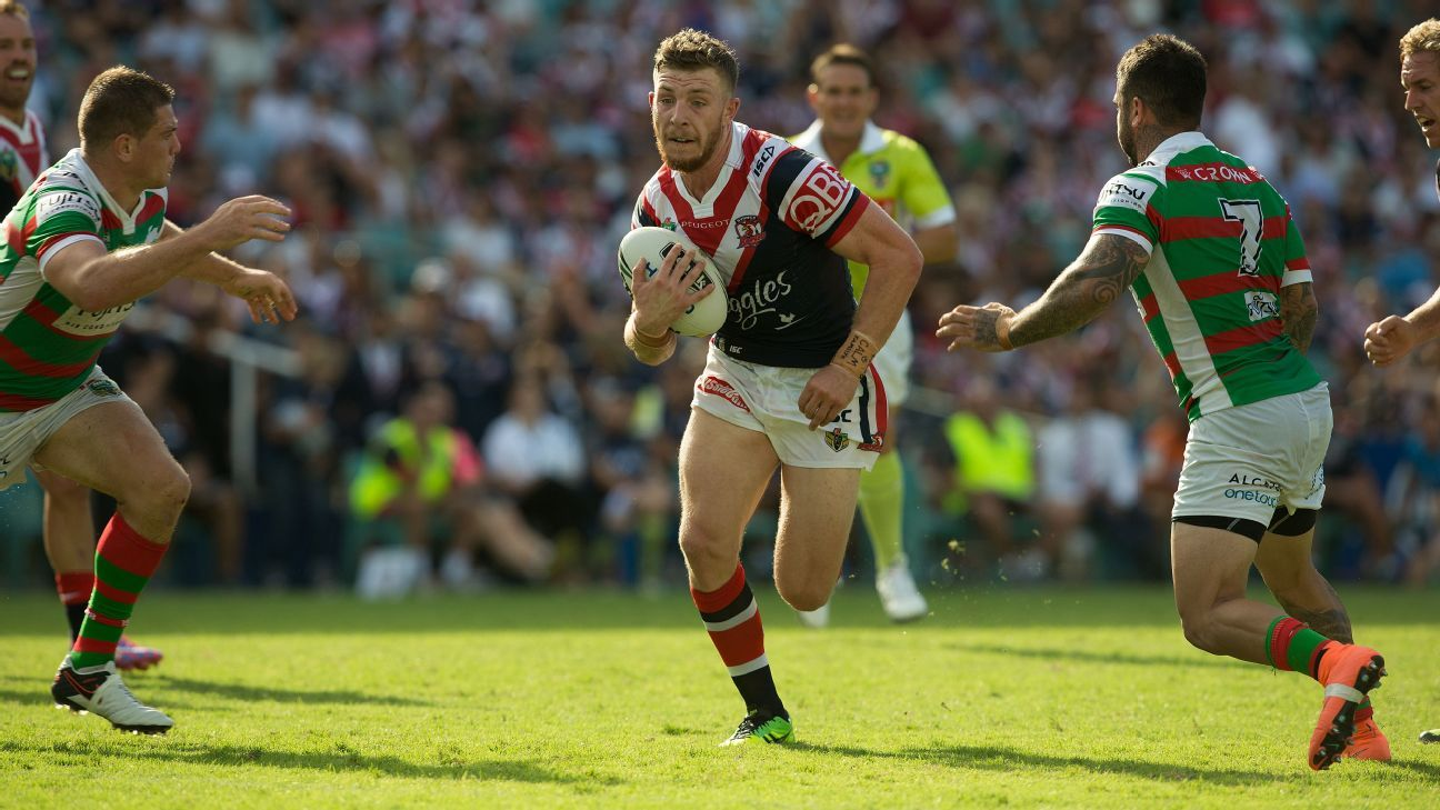 Roosters' star Jackson Hastings out to make NRL recall count