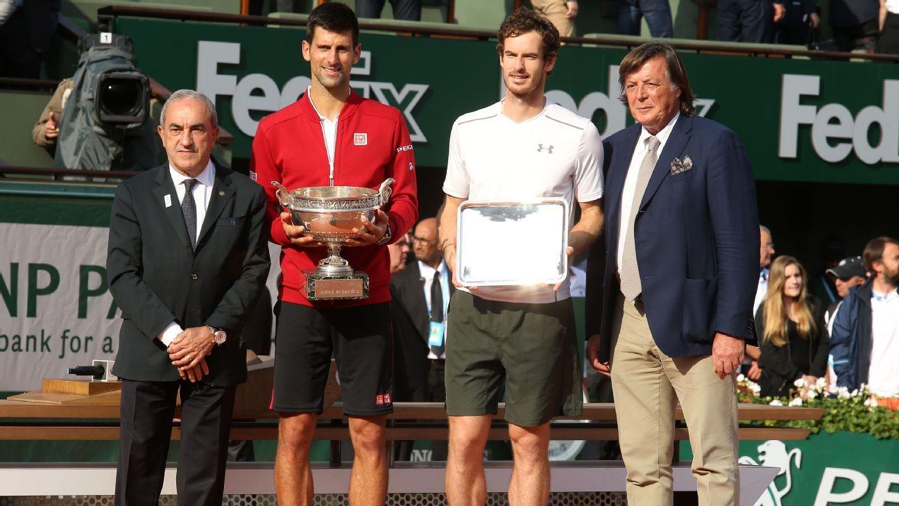 7ec9ead64dc062 Top on-court tennis stories of 2016 include Novak Djokovic