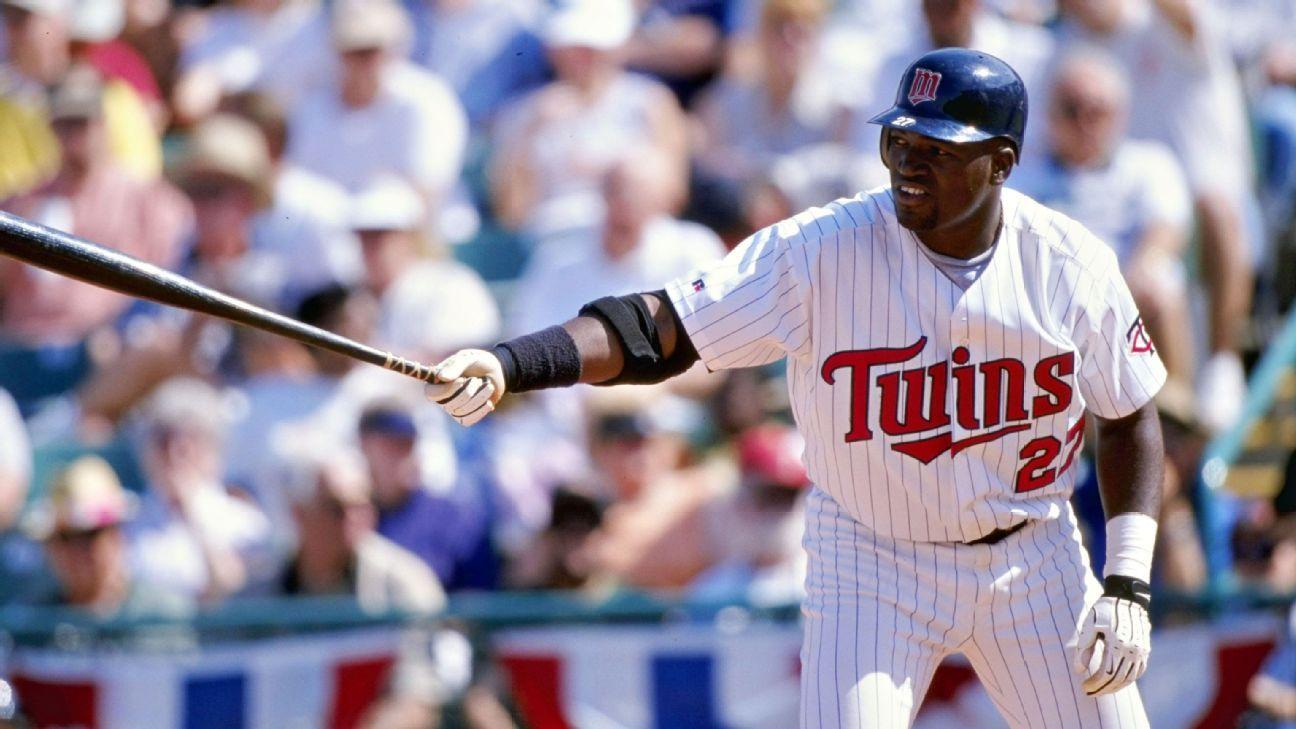 The one who got away -- Ex-Twin David Ortiz returns to Minnesota ...