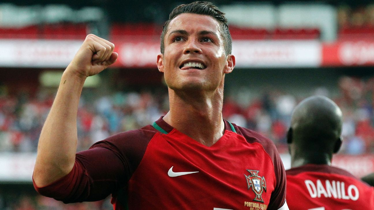 Cristiano Ronaldo in Renato Sanches out of Portugal World Cup squad 5af668d781b5b