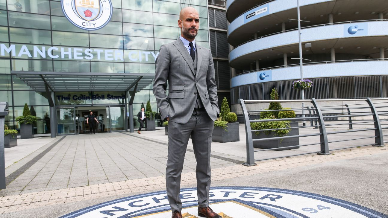 Five things Pep must do at City