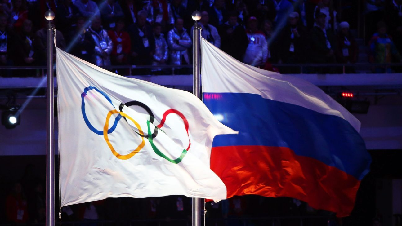 Report: Olympic Russian doping data was altered