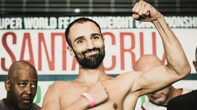 Malignaggi quitting as Conor sparring partner