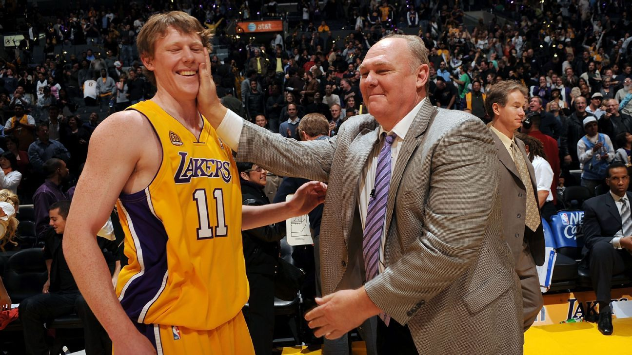 """Image result for George Karl On 'Melo, The New Nuggets, And His Home Crowd"""""""