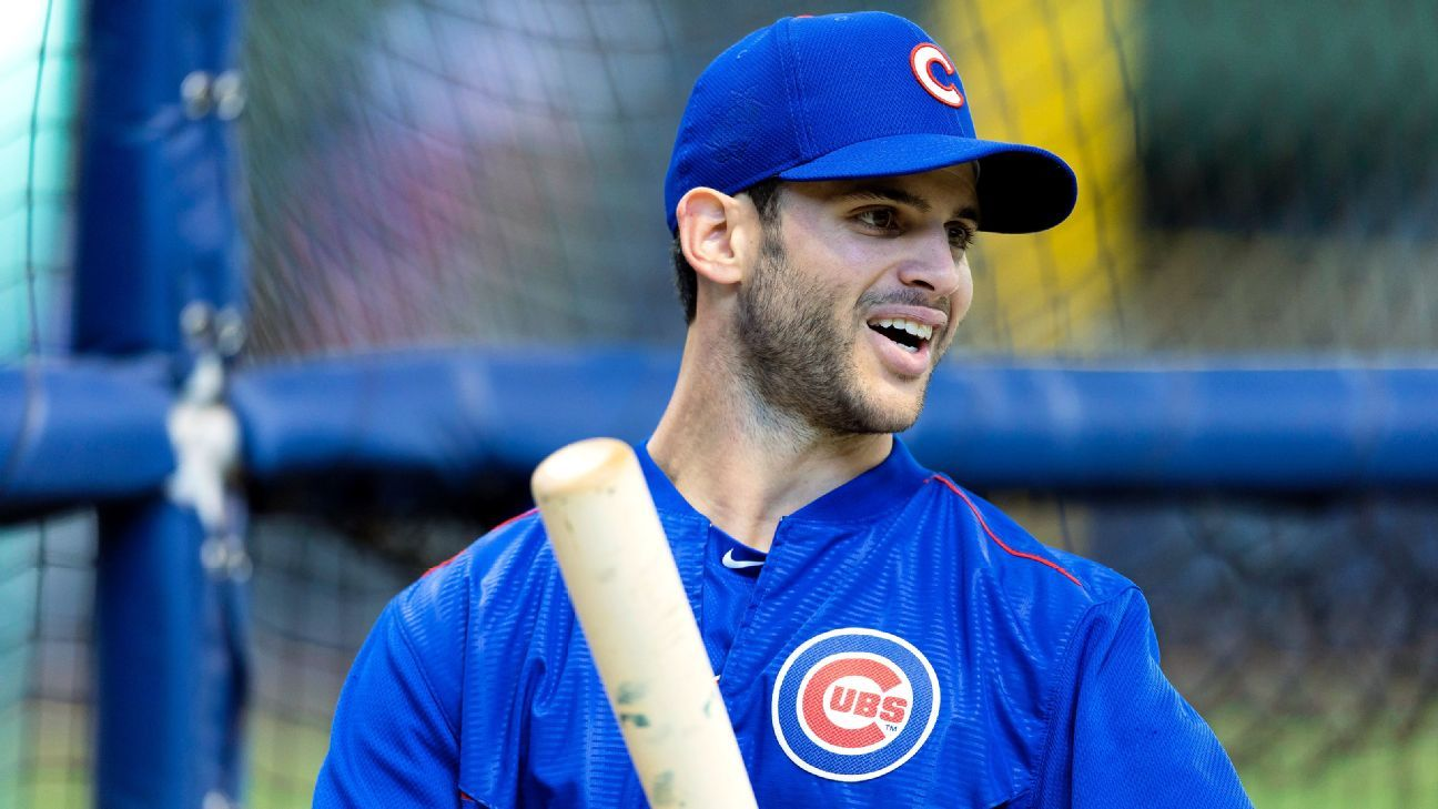 chicago cubs trade tommy la stella to los angeles angels