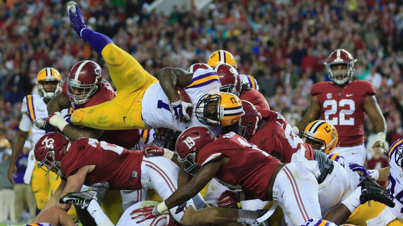 SEC Week 10 game picks: Can LSU stop its Alabama losing ...