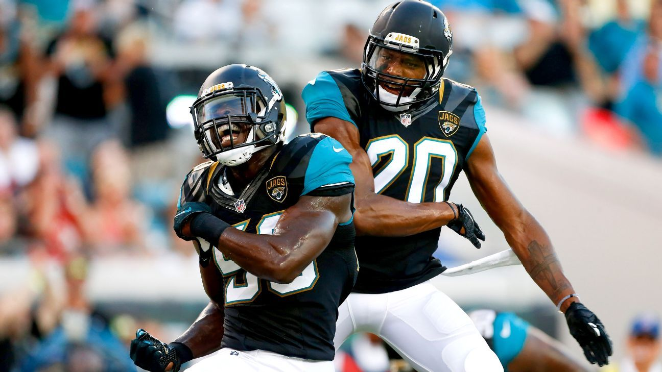 5f8b1511 Jaguars CB Jalen Ramsey makes an impact in his NFL debut ...