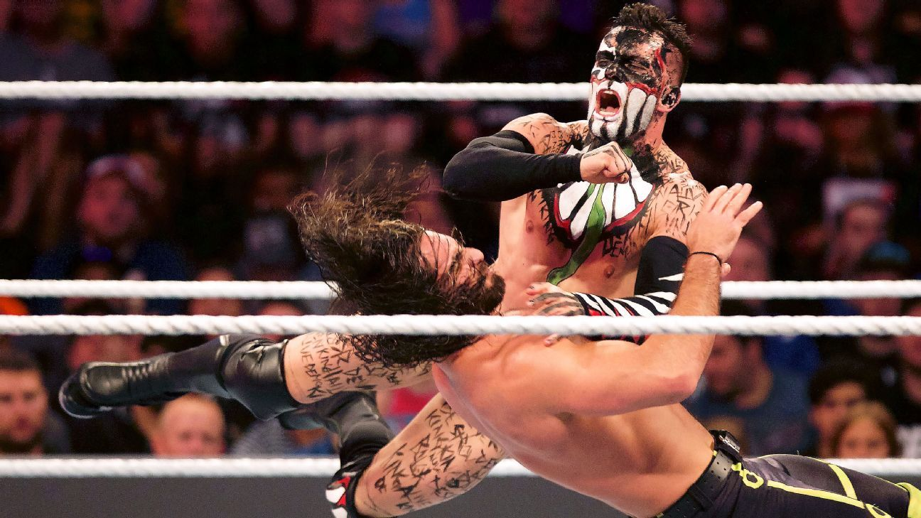 Shoulder injury forces Finn Balor to relinquish WWE Universal title