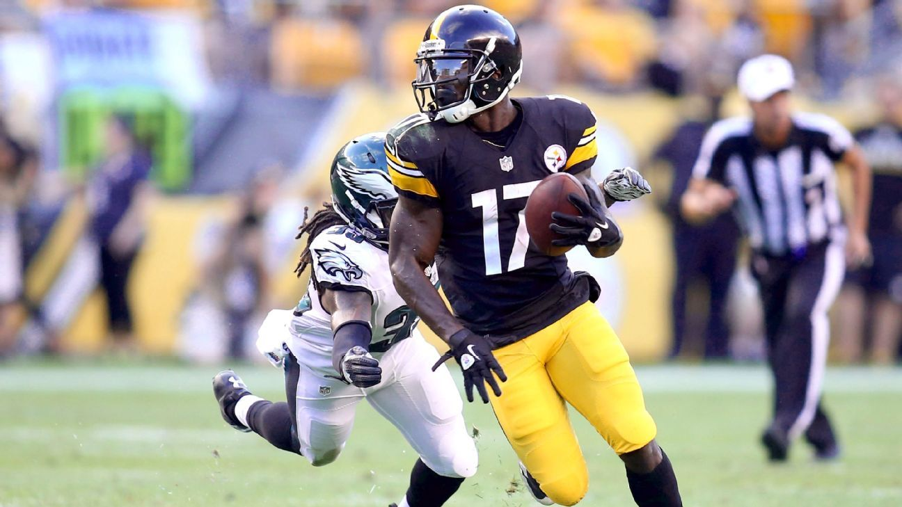 cd9e90da320 Pittsburgh Steelers agree to re-sign WR Eli Rogers