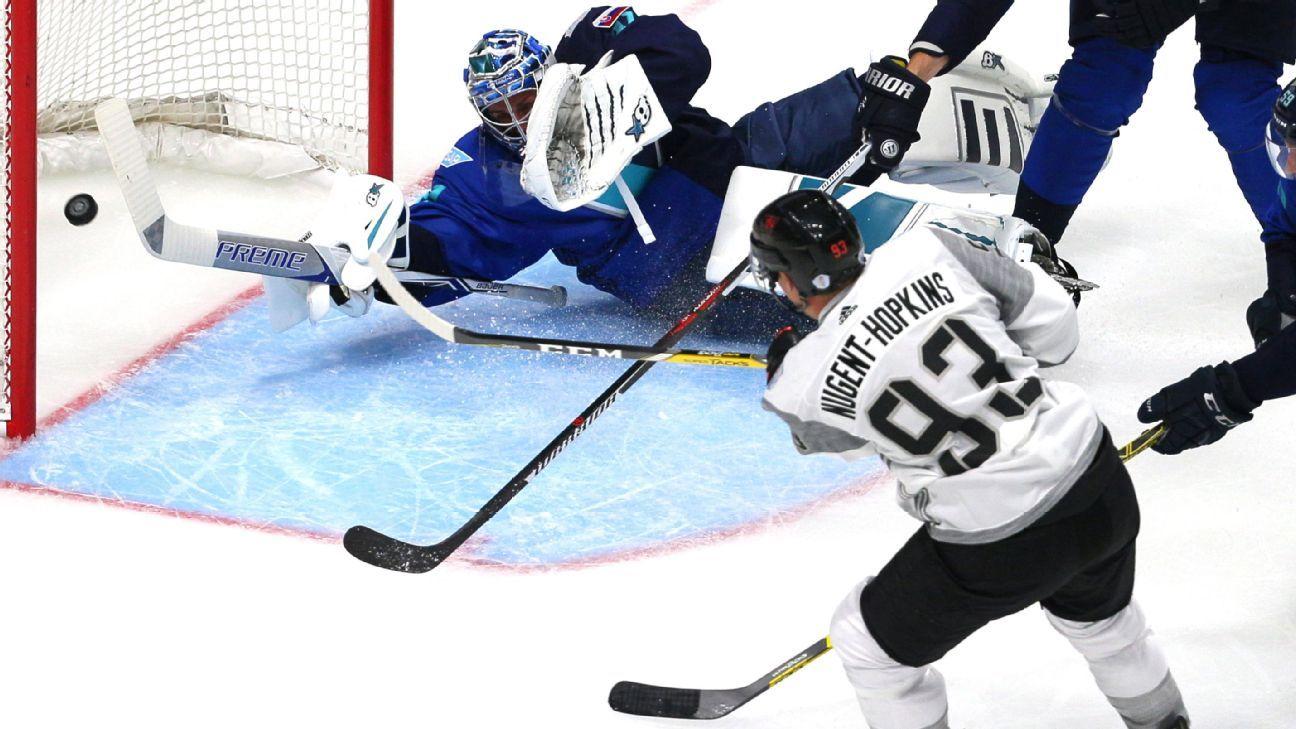 d7d887f3747 World Cup of Hockey: Team North America 4, Team Europe 0 - Cross Checks  Blog- ESPN