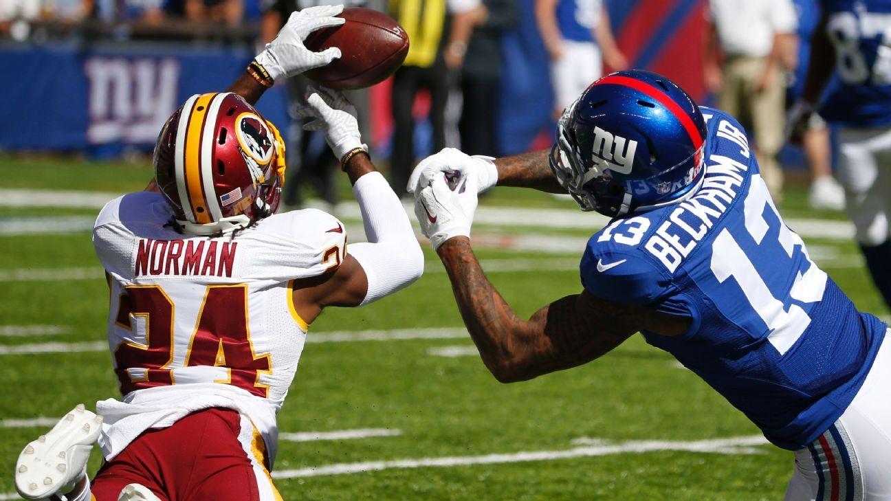 909a252742b Redskins  Josh Norman