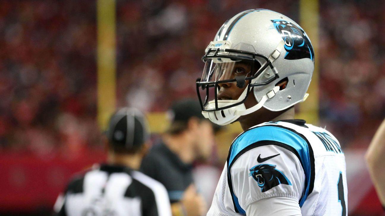 d134ceba Carolina Panthers QB Cam Newton sued for damages to rental mansion ...