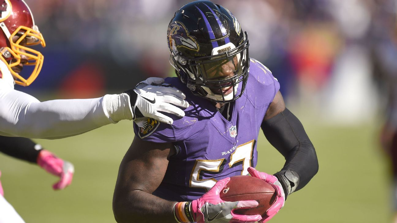 Baltimore Ravens pick up C.J. Mosley s fifth-year option - AFC North- ESPN cce731218