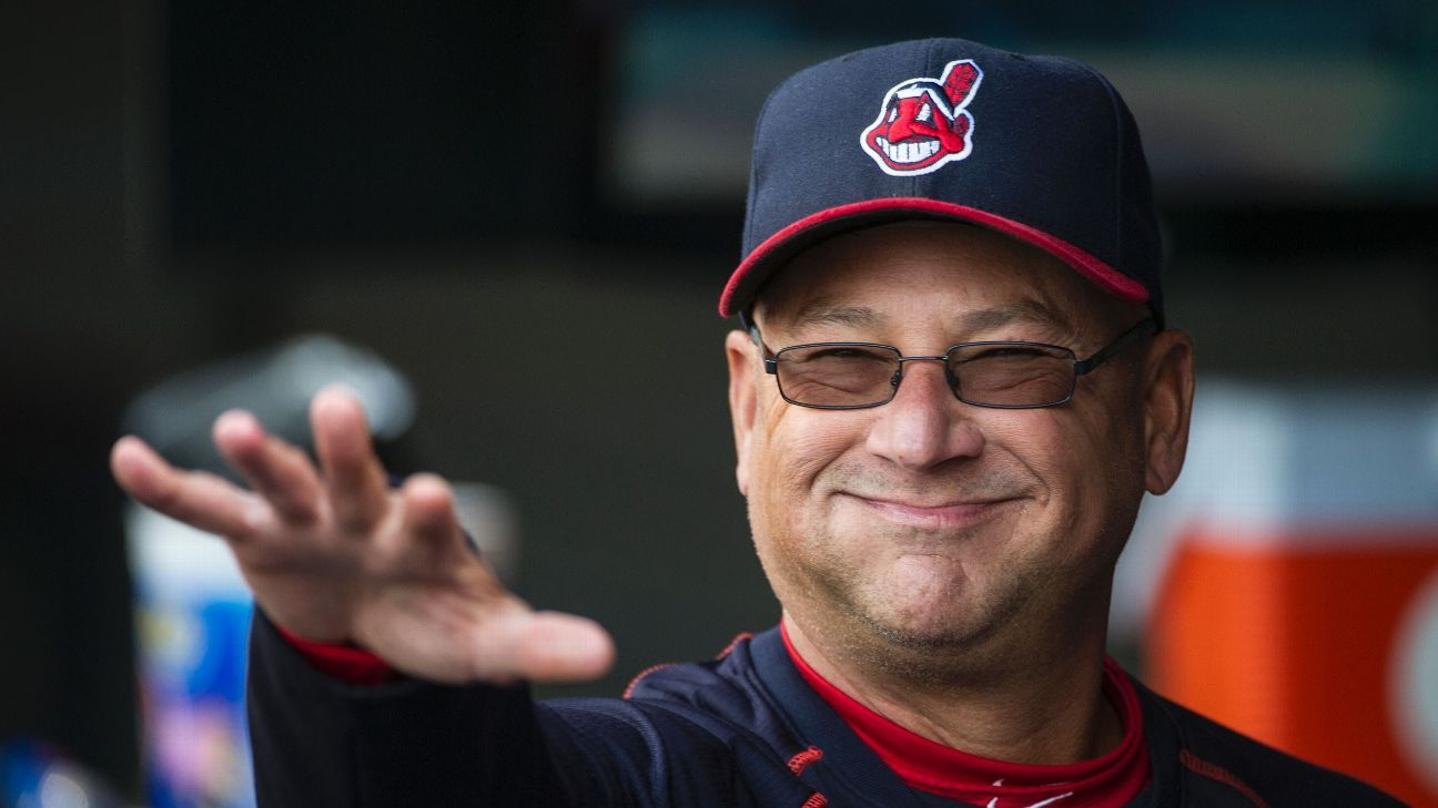 Cleveland manager Terry Francona took his first plunge from 2 miles up last week, and liked it so much he took an Indians crew with him for another skydive on Thursday.