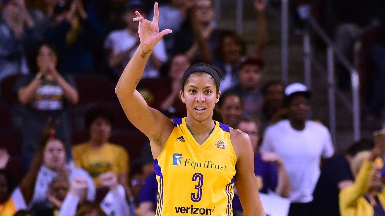 Los Angeles Sparks look to close out Minnesota Lynx in WNBA Finals