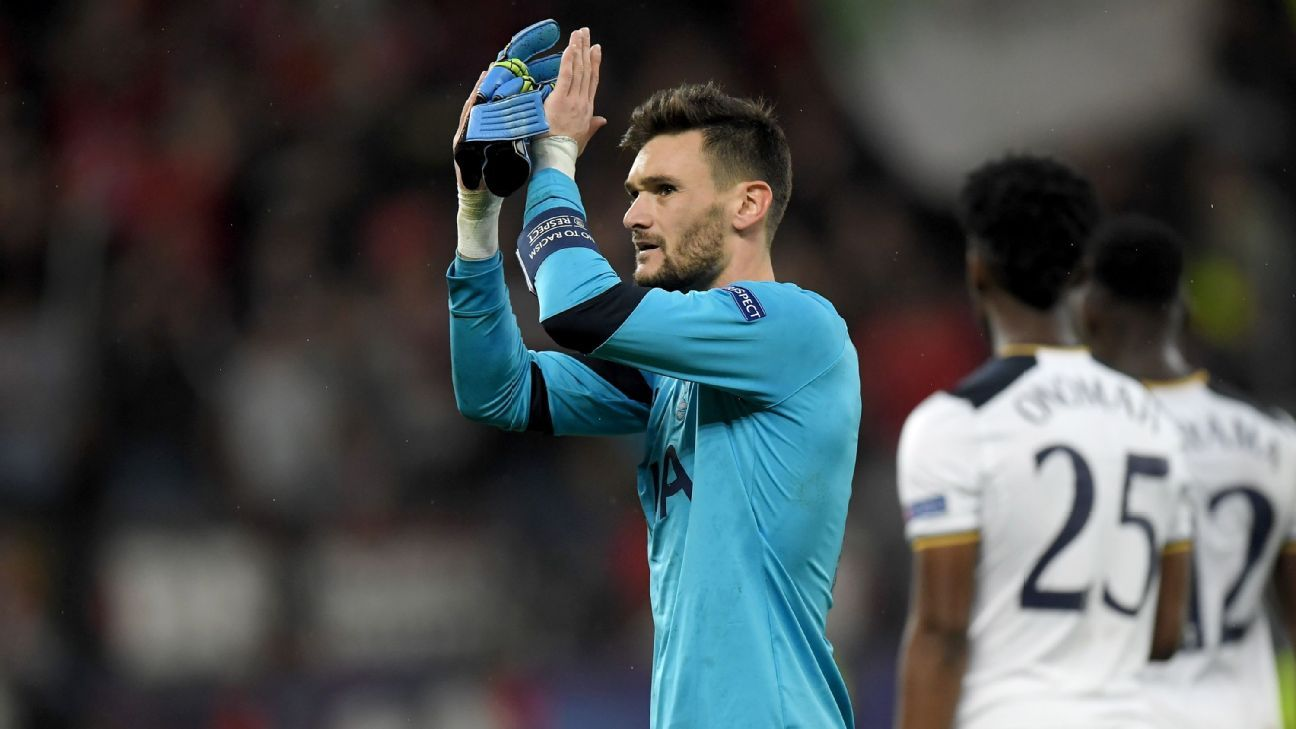 c793186a97a Hugo Lloris contract extension a huge boost to Pochettino and Tottenham