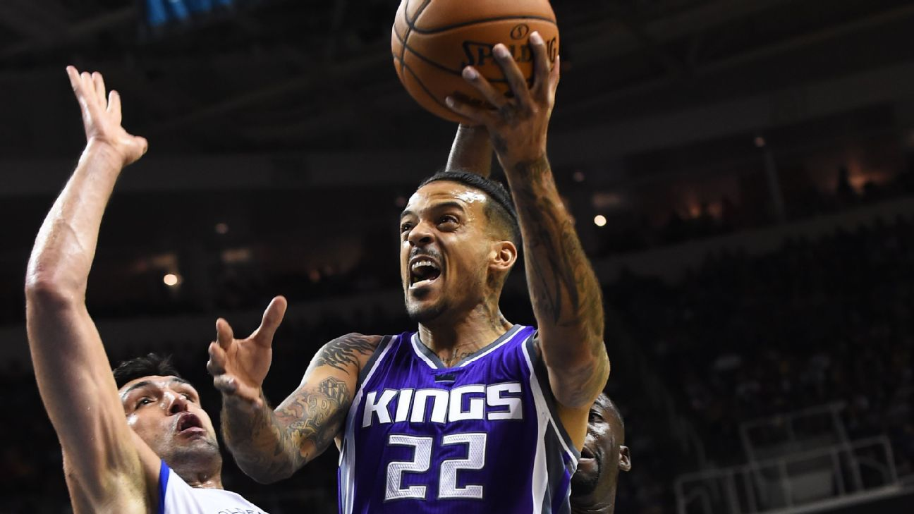 d080147b166 Sacramento Kings expected to waive Matt Barnes to create post-trade roster  space