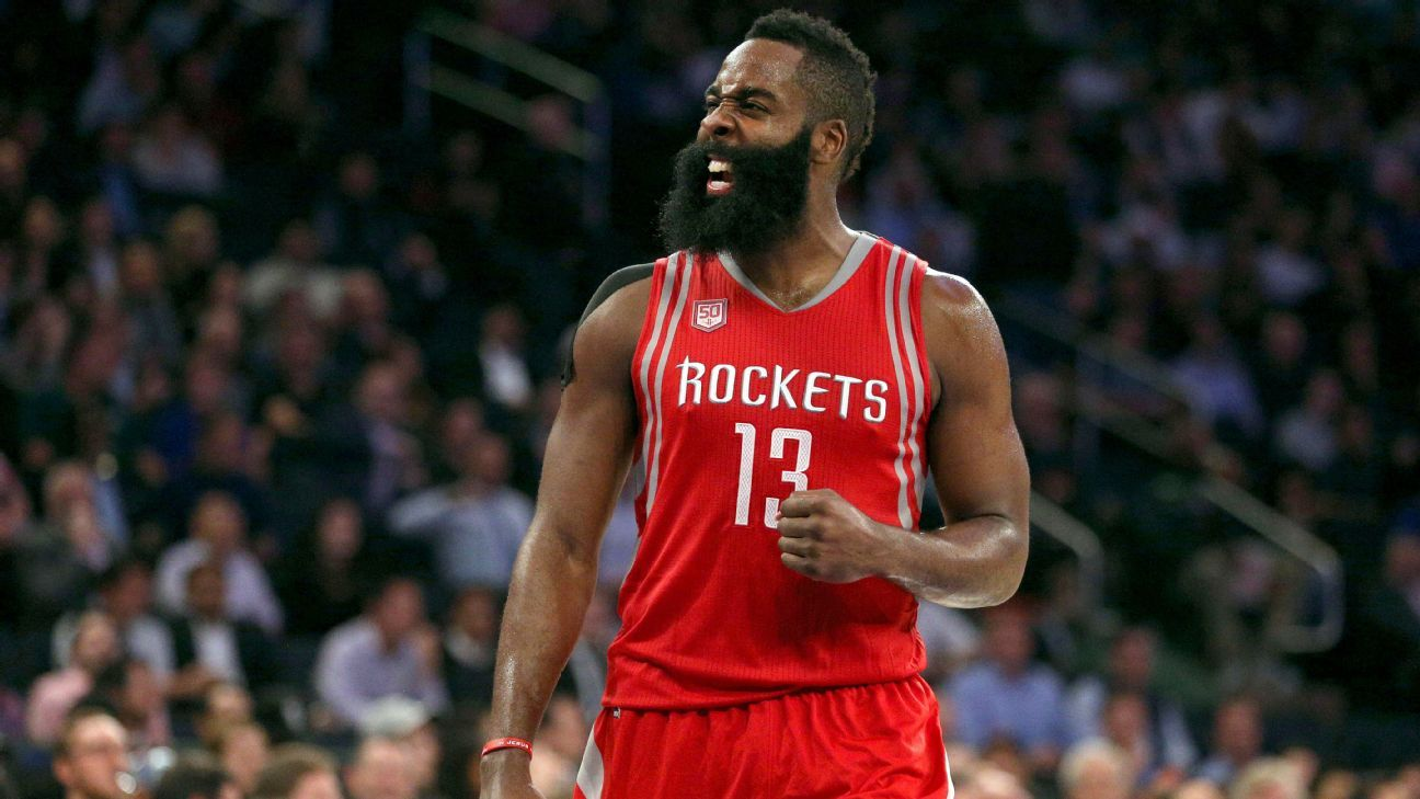 bd83b390848 James Harden continues smooth