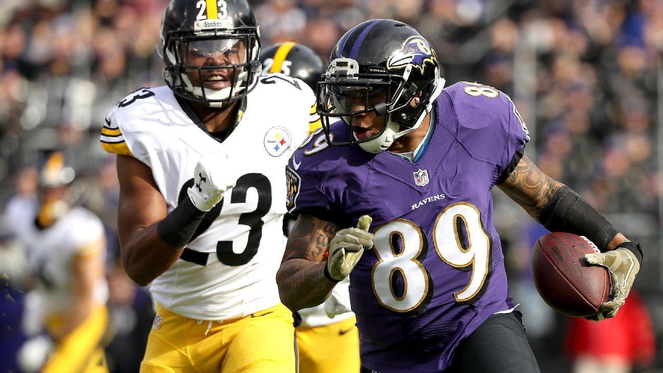 Steve Smith is no longer listed on the Ravens  injury report - Baltimore  Ravens Blog- ESPN 3ede17f70