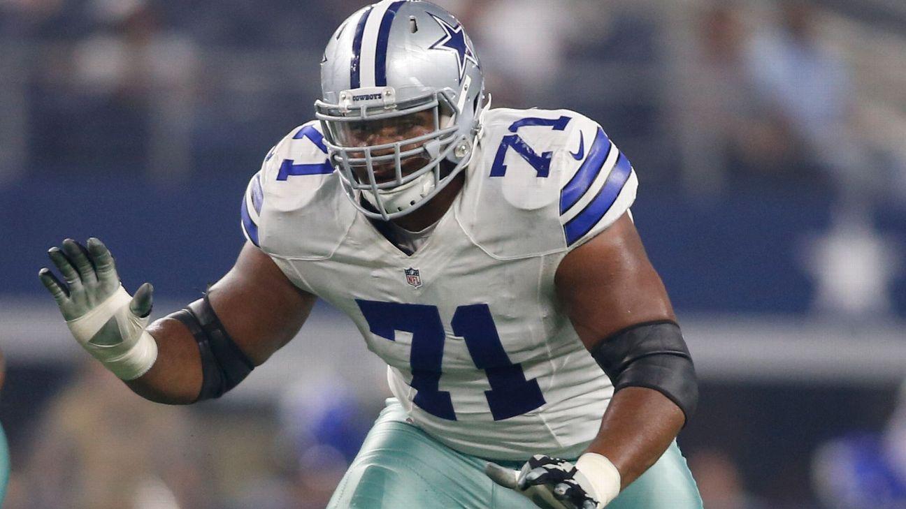 Judge denies request from Dallas Cowboys' La'el Collins to halt suspension