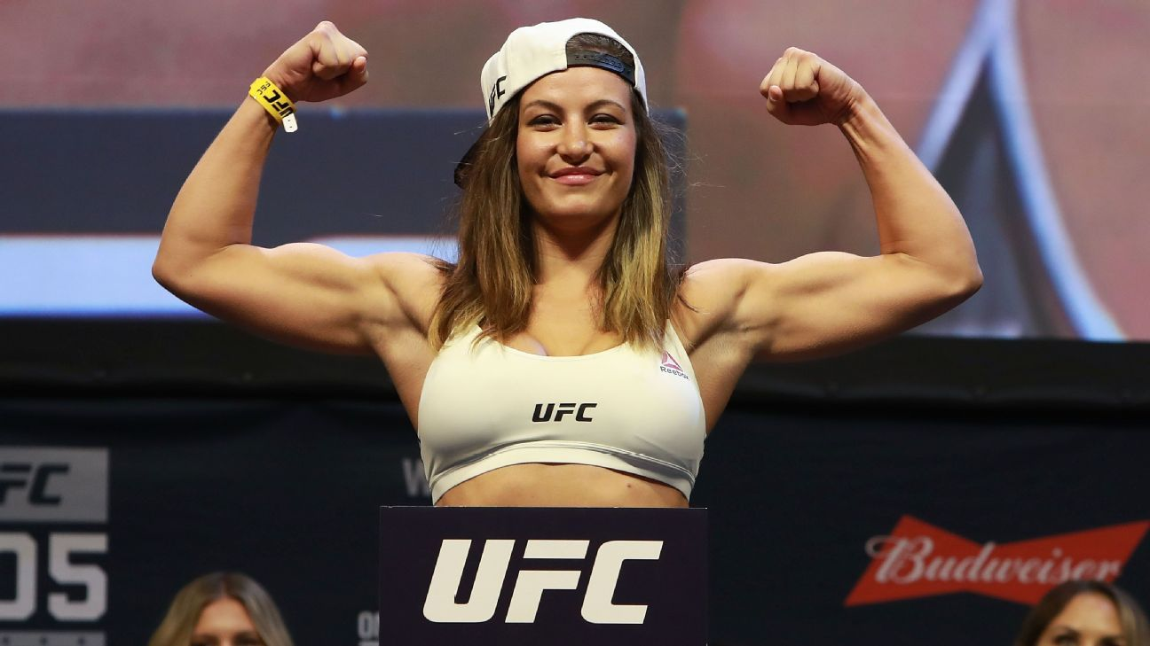 Former UFC champ Miesha Tate coming out of retirement