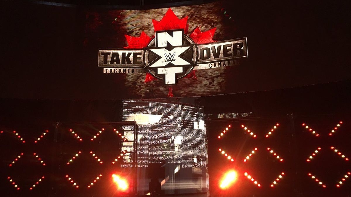 Nxt Takeover Toronto Match Recaps And Ratings Wwe
