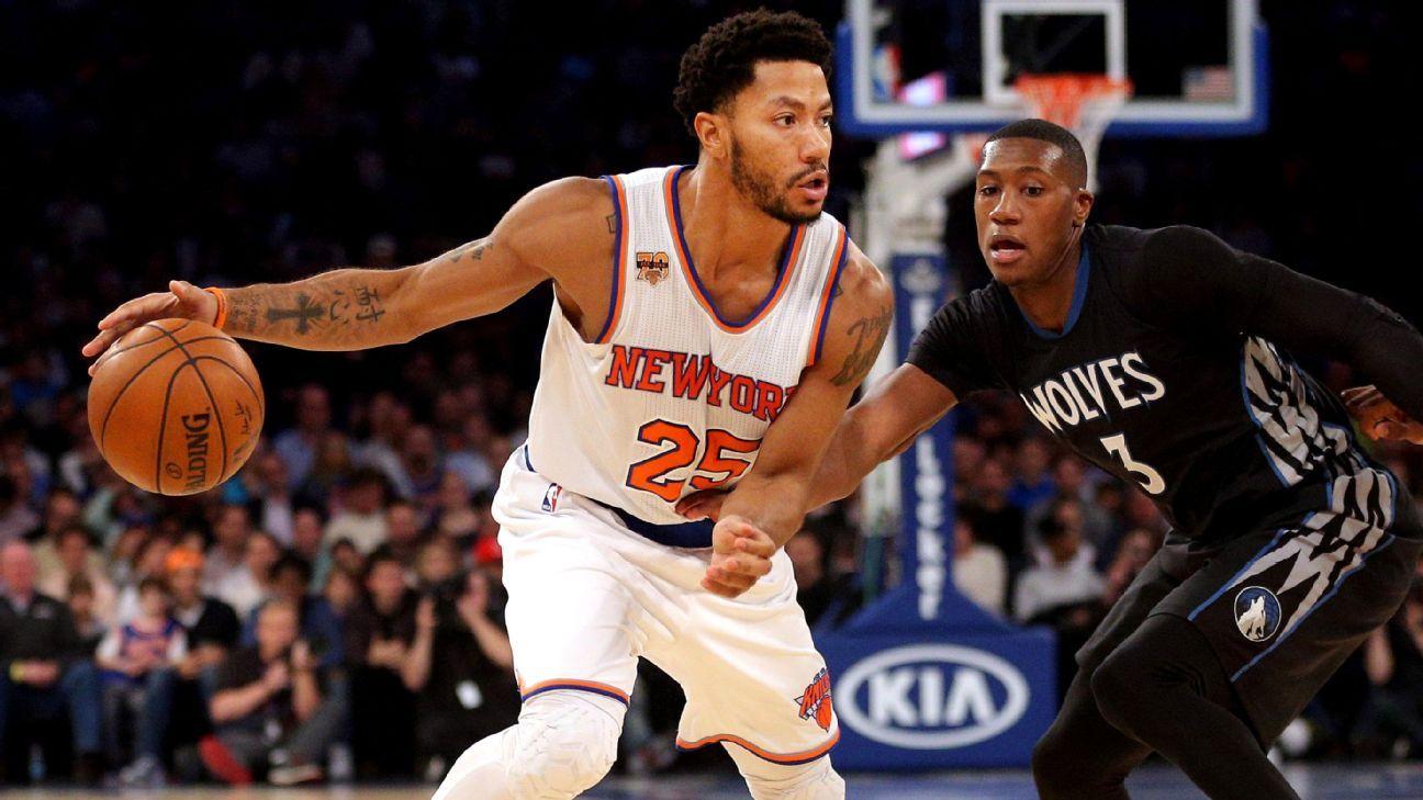a0e8257a8b0 New York Knicks  Derrick Rose   My rhythm is coming  - Knicks Blog- ESPN