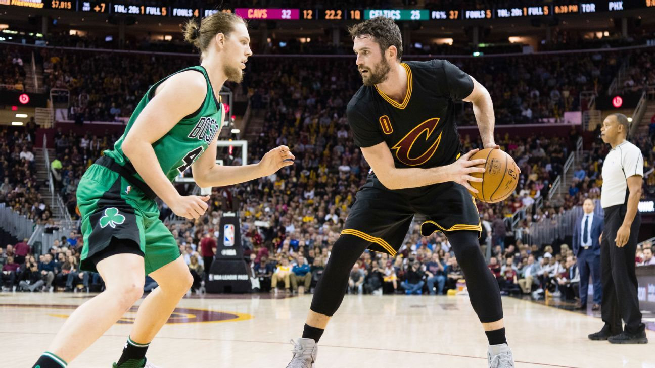 Kevin Love calls 2016 'the best year of my life' as he returns to top form