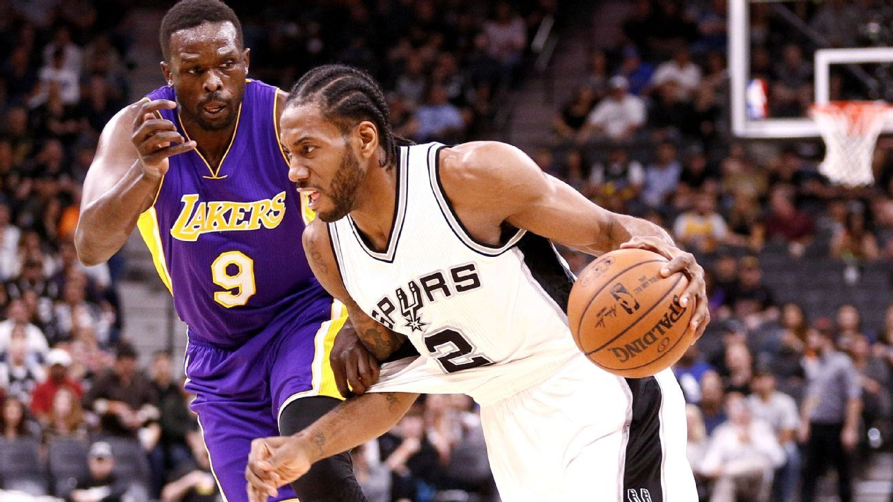 5c5690931015 Kawhi Leonard s talks with Jordan Brand about new shoe deal have stalled