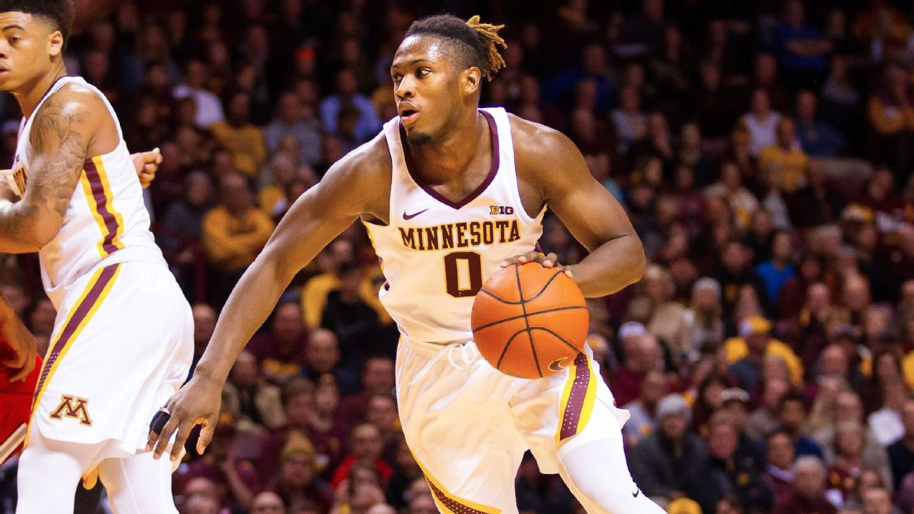 Minnesota Golden Gophers Could Have Akeem Springs In