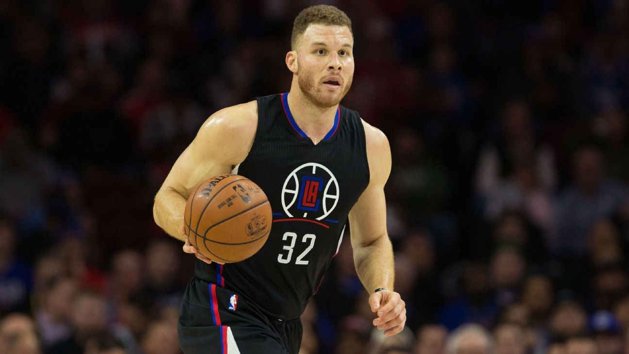 Blake Griffin of LA Clippers to miss rest of postseason ...