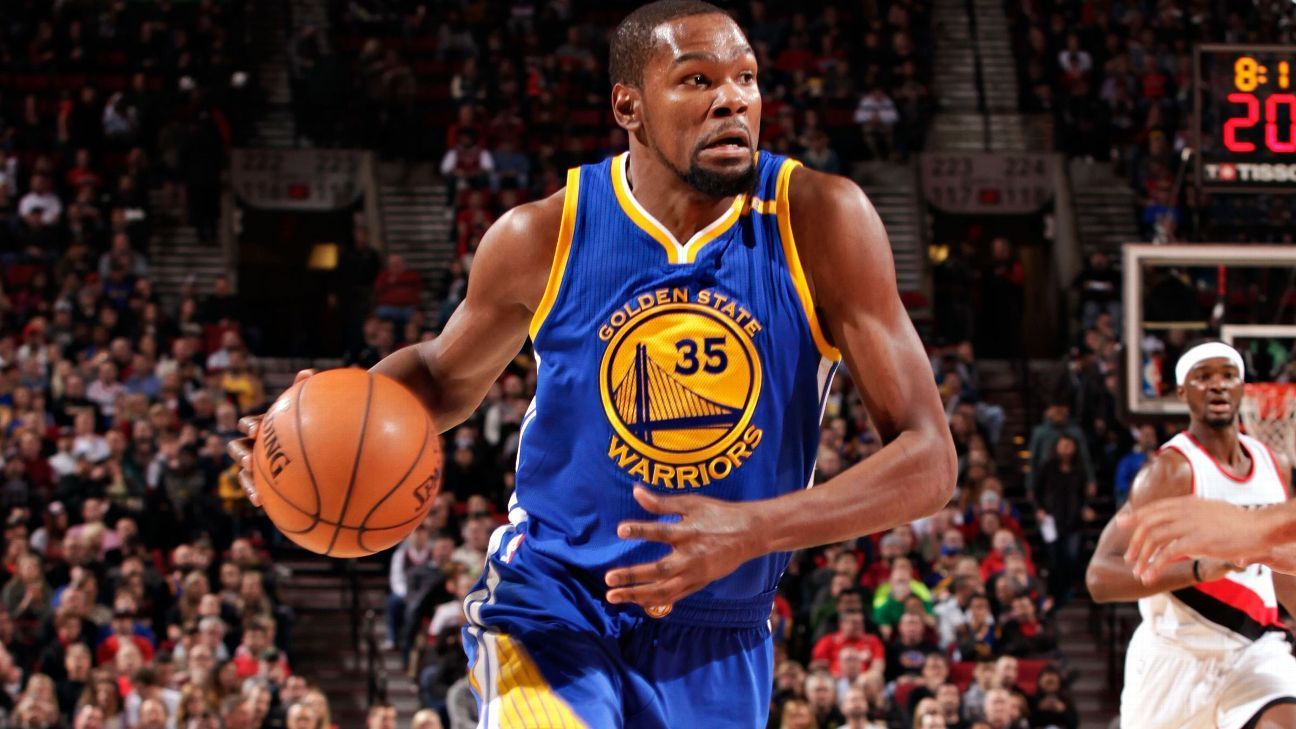39b40fb60c7f Golden State Warriors star Kevin Durant preparing for return to Oklahoma  City