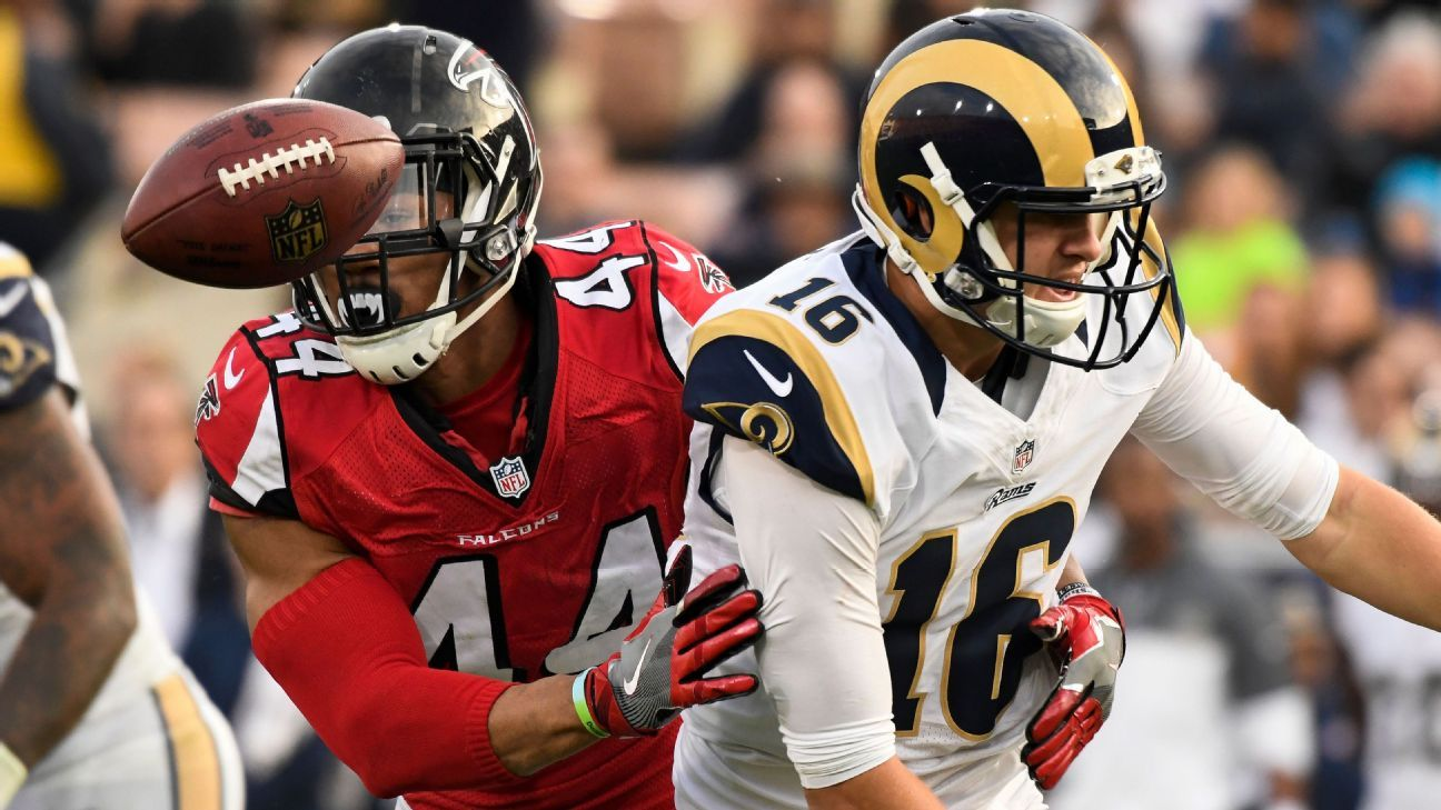 e8947ea2b Falcons  Vic Beasley willing to travel to work out with Von Miller -  Atlanta Falcons Blog- ESPN