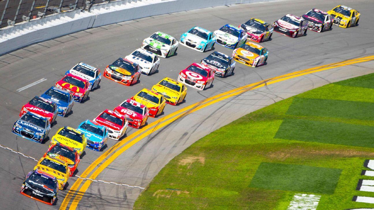 Race segments, pit road repair rules mean big changes