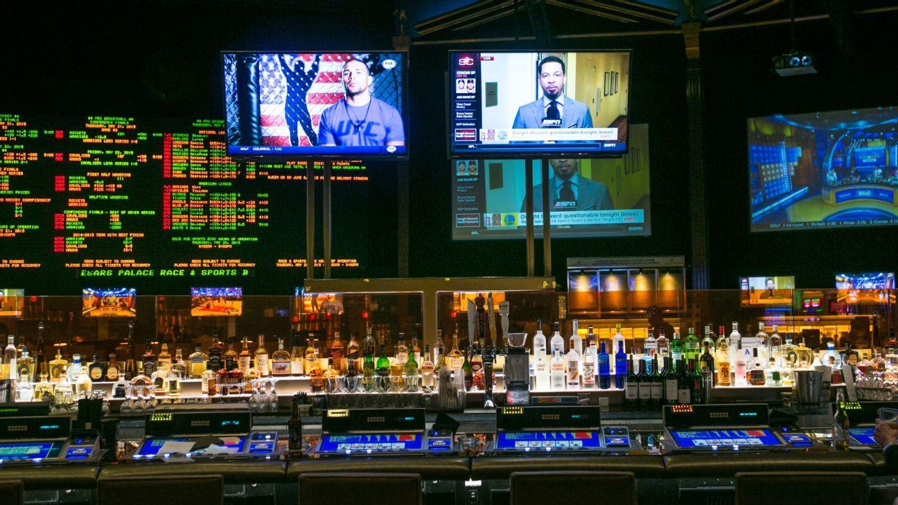 Espn Caesars Partner For Sports Betting Content