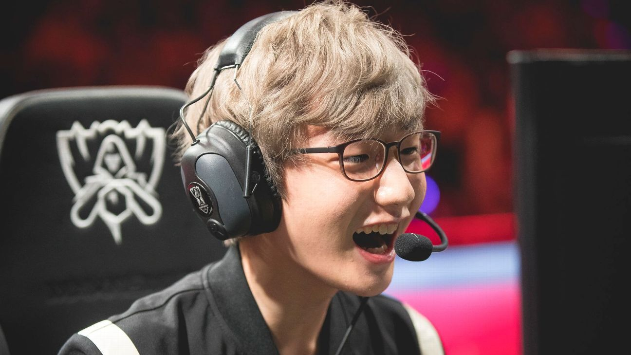 Gen.G release eight players, including CuVee and Peanut